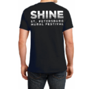 RISE & SHINE T-Shirt (Back)