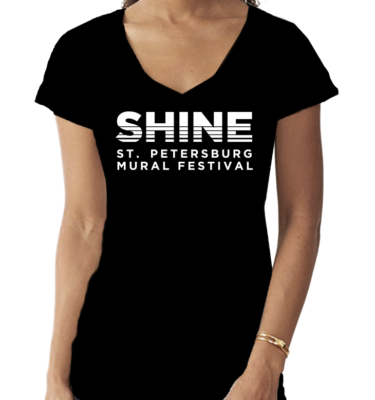 Shine T-Shirt - Women's V-Neck