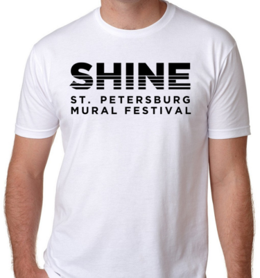 SHINE T-Shirt White